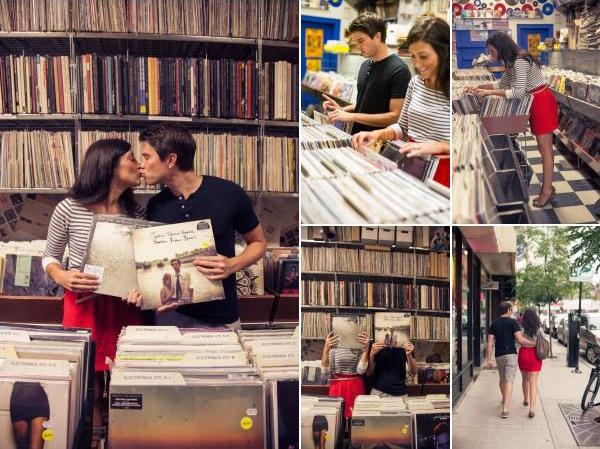 Идеи для фотосессии love story: место знакомства