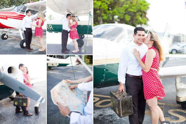 Идеи для фотосессии love story: путешествие