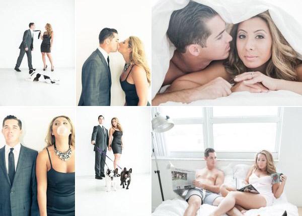 Идеи для фотосессии love story: веселье