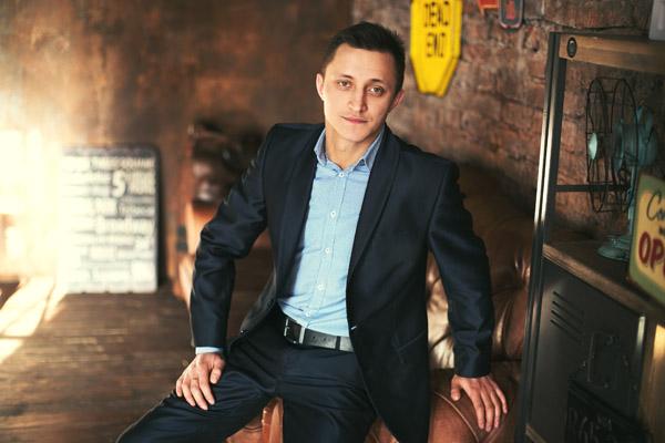 мужская фотосессия в москве