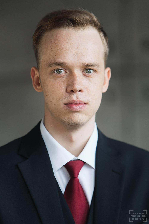портрет делового человека