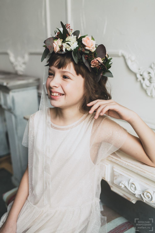 детская фотосессия в студии в москве фото