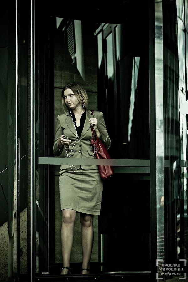 женщина бизнес-центр фото