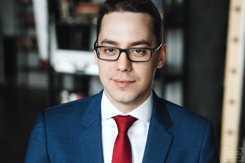деловой портрет профессионального юриста